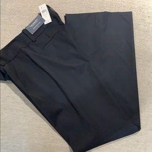 NWT Ann Taylor Black Modern Trouser Leg 4
